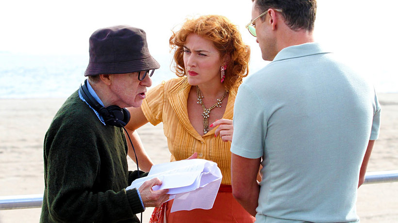 Wonder Wheel, nowy film Woody'ego Allena, Kate Winslet, Justin Timberlake MT