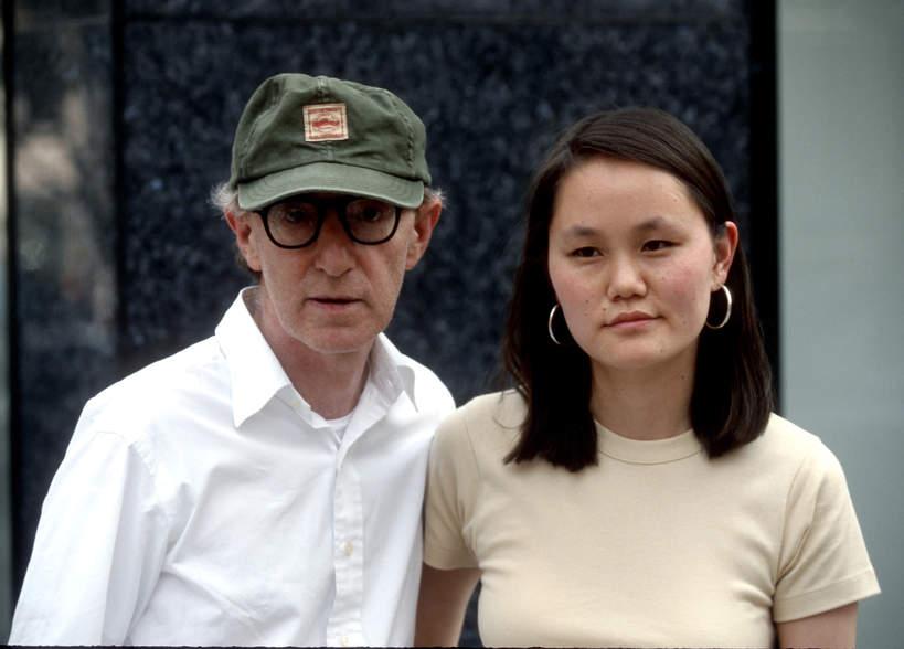 Woody Allen i Soon Yi