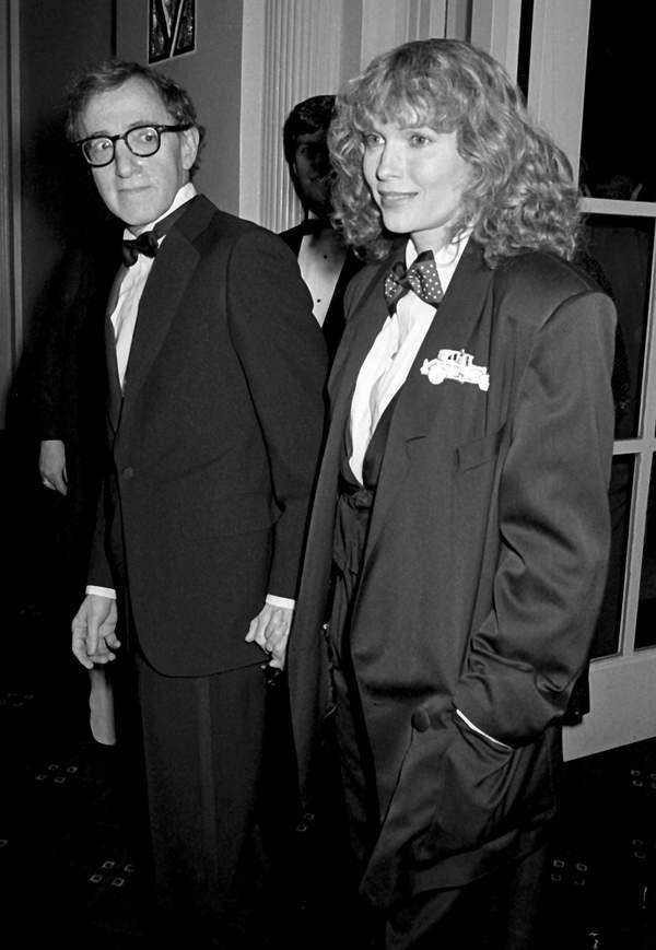 Woody Allen, Mia Farrow dzieci