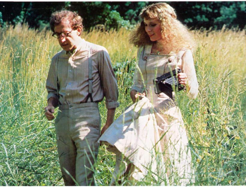 Woody Allen, Mia Farrow skandale