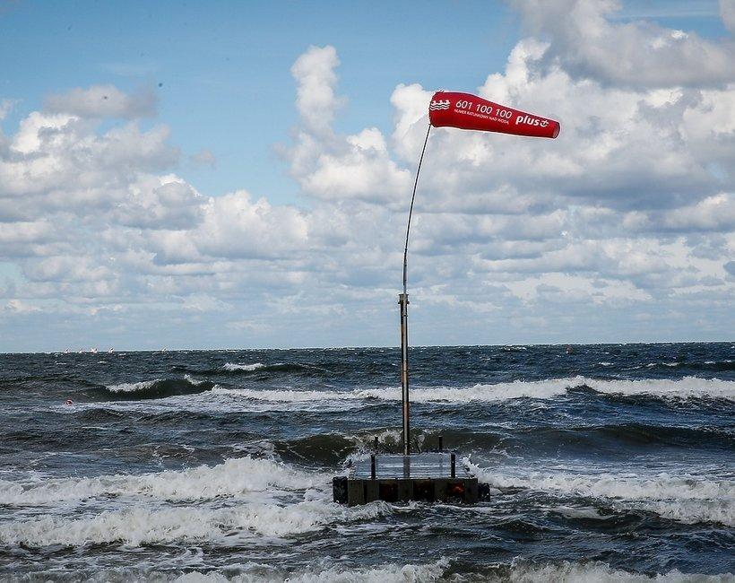 WOPR nad morzem