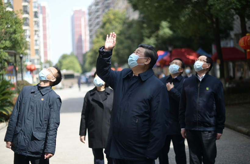 Wuhan, koronawirus