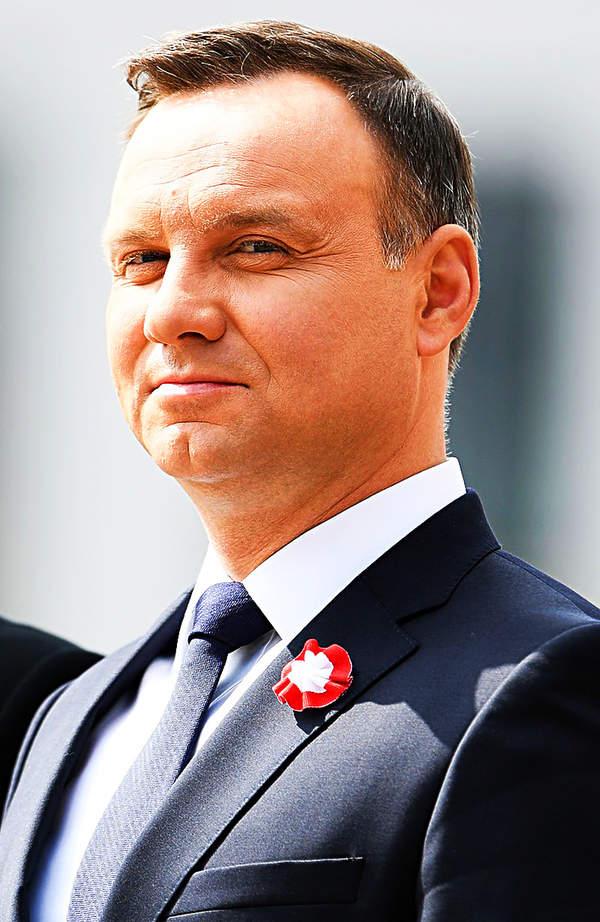 Wybory prezydenckie 2020, Andrzej Duda