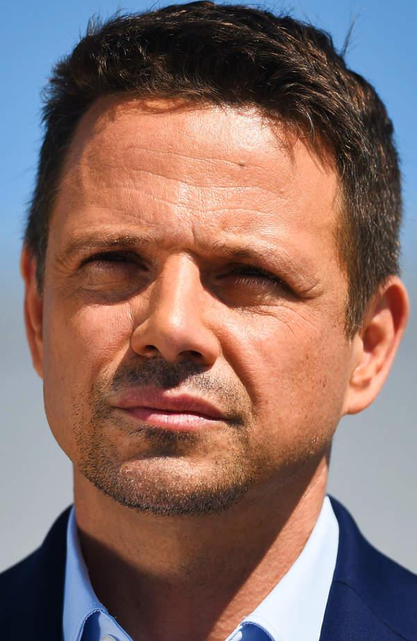 Wybory prezydenckie 2020, Rafał Trzaskowski