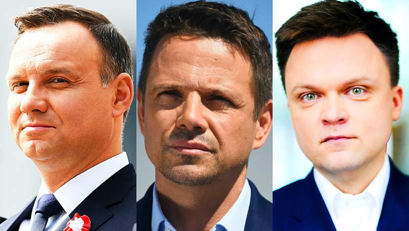 Wybory prezydenckie 2020, Rafał Trzaskowski, Andrzej Duda