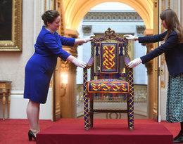 Wystawa prezentów Elżbiety II w Pałacu Buckingham