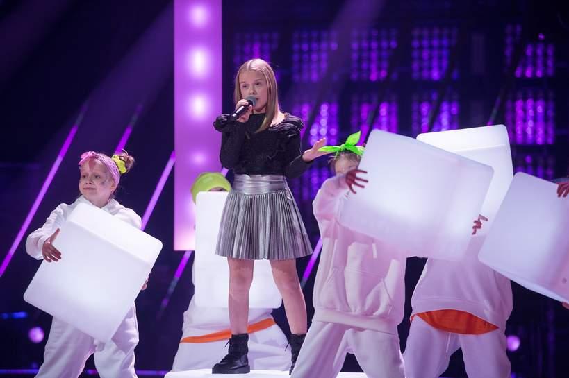 Występ Polski na Eurowizji Junior 2020, Alicja Tracz