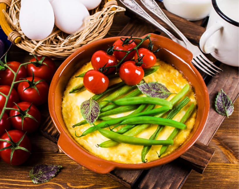 Wytrawne sniadania z warzywami