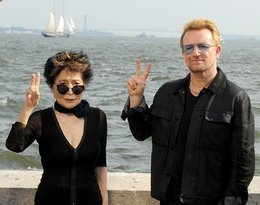 Yoko Ono i Bono