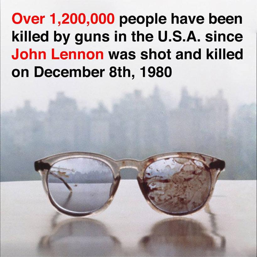 Yoko Ono post