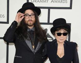 Yoko Ono z synem Seanem Lennonem