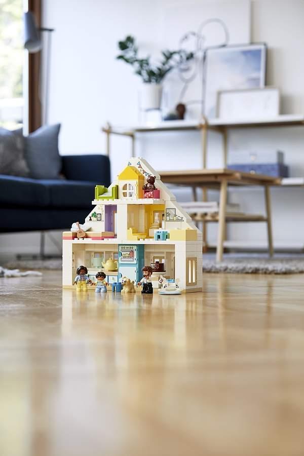 Zabawki LEGO DUPLO - prezent na mikołajki i pod choinkę