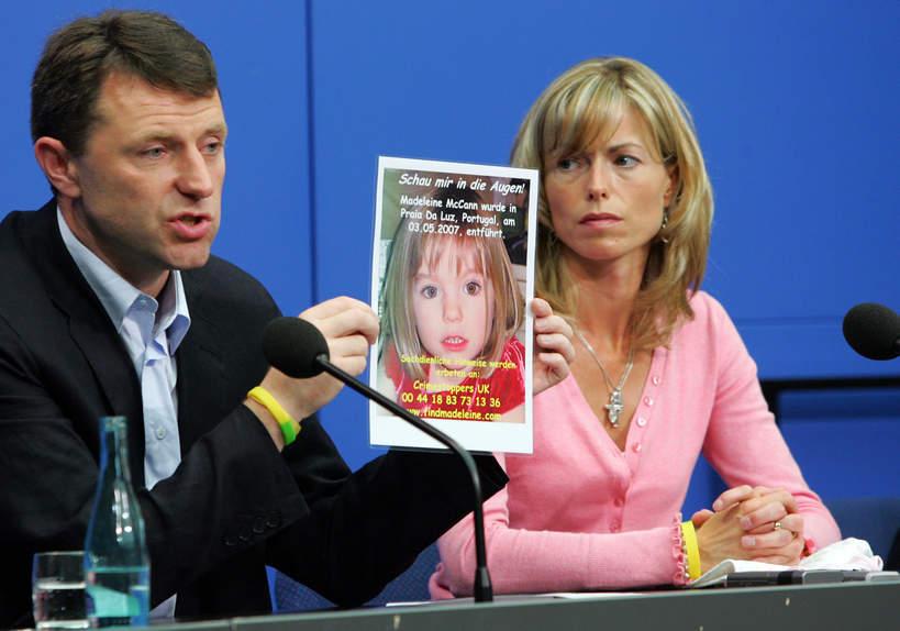 Zaginiona Madeleine McCann. Rodzice dziewczynki wydali oświadczenie