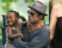 Zahara Jolie-Pitt, córka Angelina Jolie i Brad Pitt