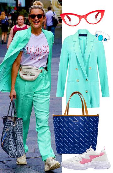 Zainspiruj się modnym zestawem Ashley Roberts, Mango, Vero Moda, Pepe Jeans, House, Mako, W. KRUK