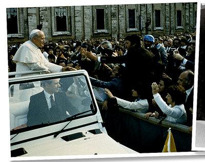 Zamach na papieża Jana Pawła II, 13 maja 1981