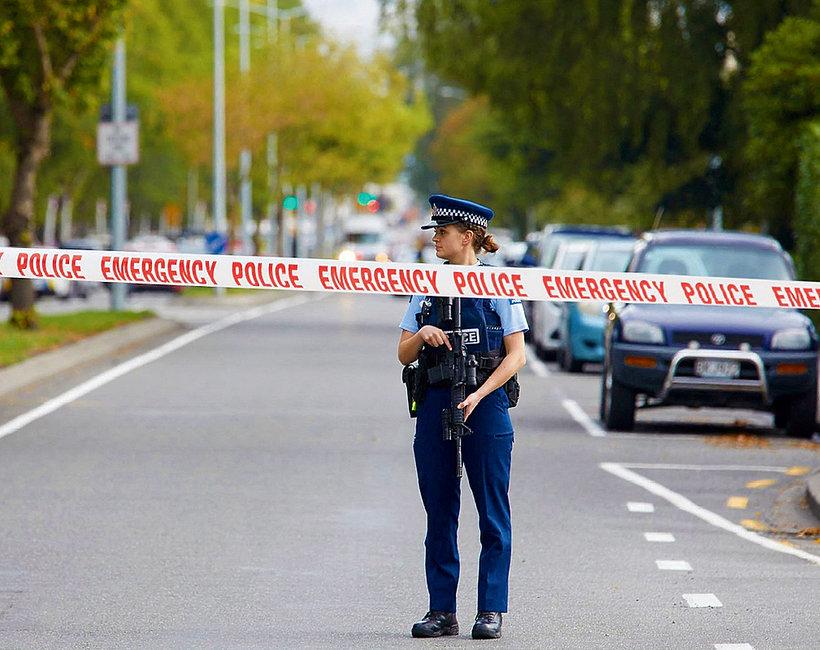 Zamach terrorystyczny w Nowej Zelandii
