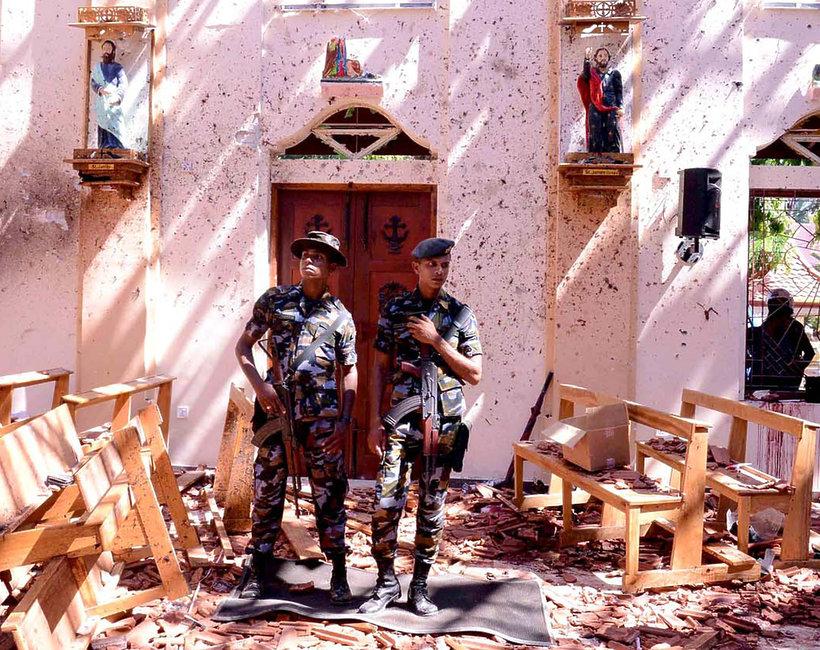 zamachy Sri Lanka, Wielkanoc 2019