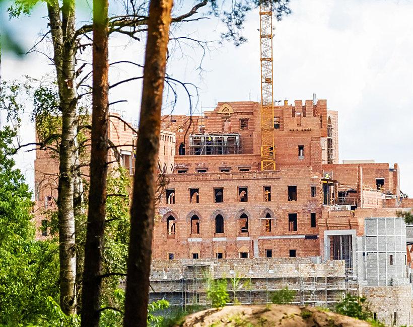 Zamek w Puszczy Noteckiej, Zamek w Stobnicy