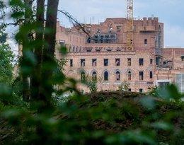 Zamek w Stobnicy w Puszczy Noteckiej