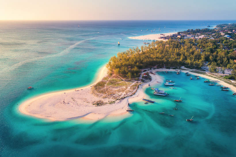 Zanzibar, majówka 2021