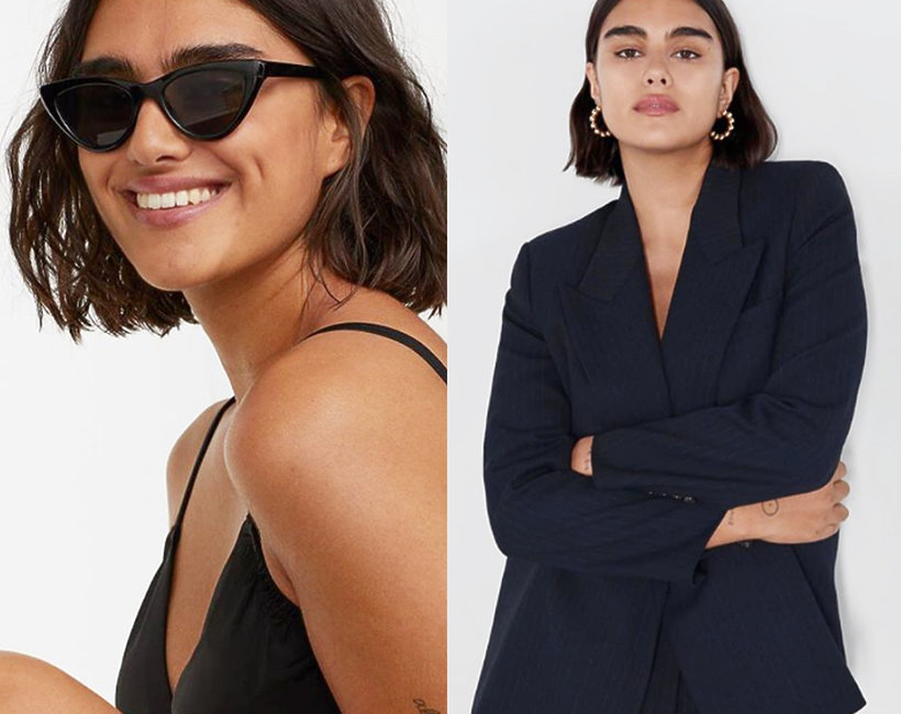 Zara modelka plus size