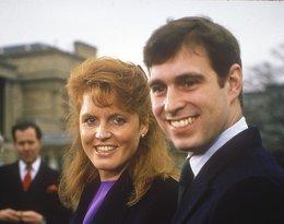 zaręczyny księcia Andrzeja i księżnej Sarah