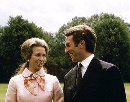 zaręczyny księżniczki Anny z Markiem Philipsem