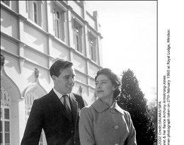 zaręczyny księżniczki Małgorzaty i Petera Townsenda