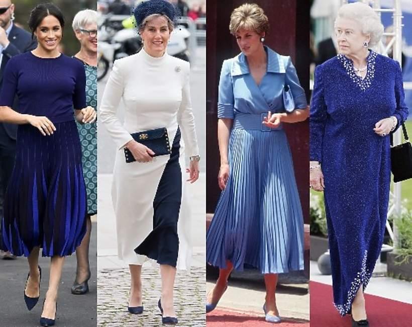 Zasady dress code'u w rodzinie królewskiej Windsorów