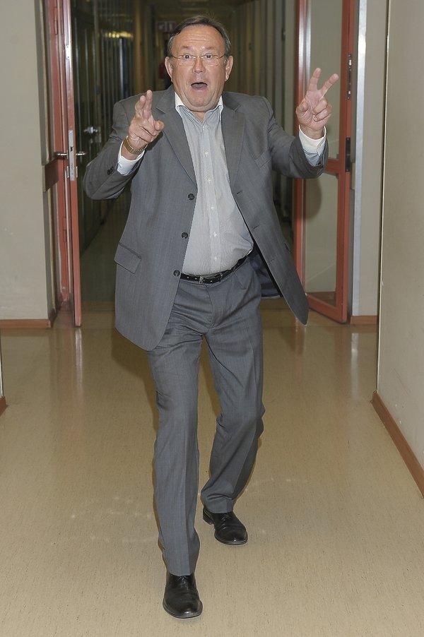 Zbigniew Buczkowski na wielkim