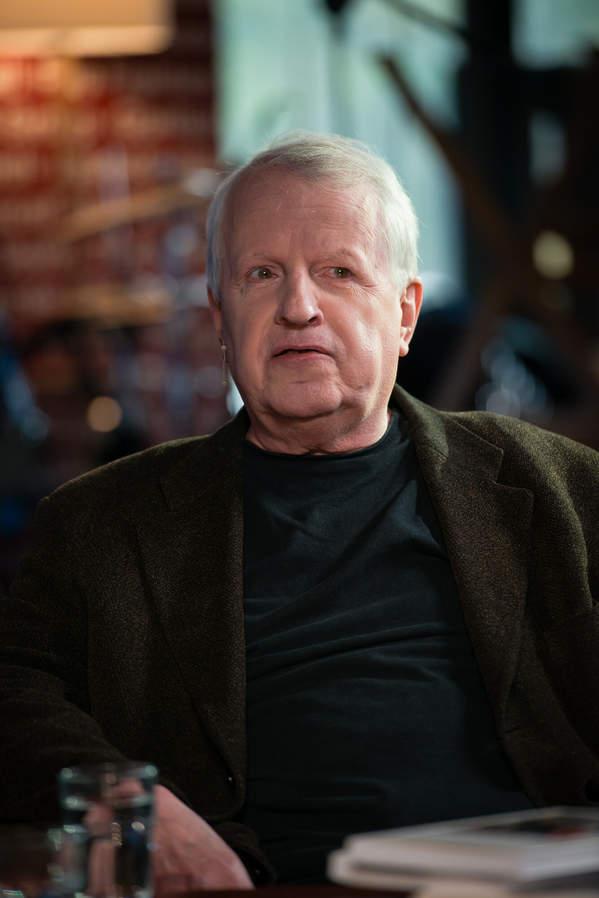 Zbigniew Mentzel był z Agnieszką Osiecką