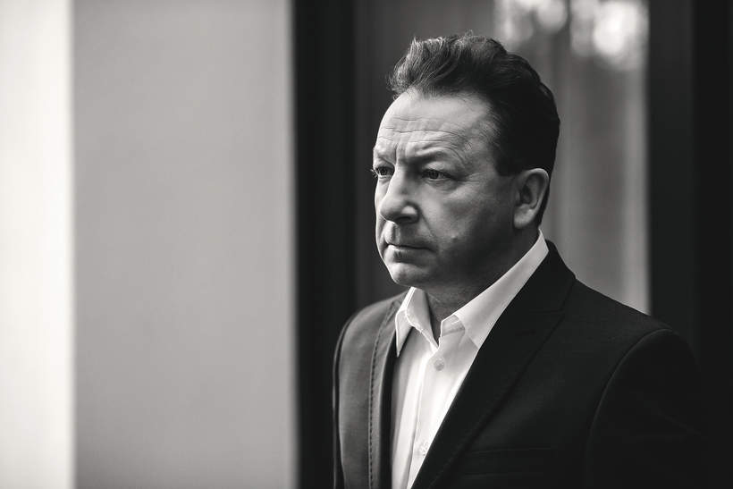 Zbigniew Zamachowski, VIVA! maj 2018