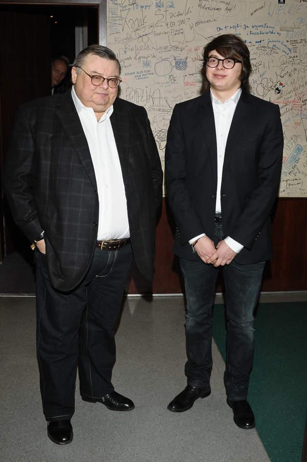 Zdjęcia Syna Wojciecha Manna, Marcin Mann kim jest?
