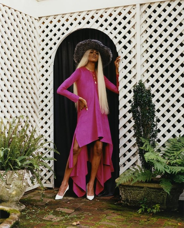 Zdjęcia Tylera Mitchella, Tyler Mitchell wrześniowa okładka Vogue
