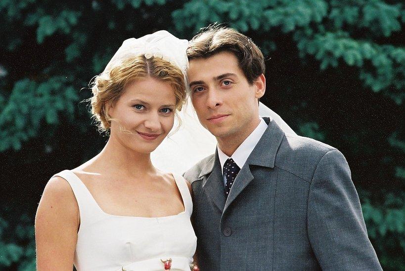Zdjęcie ślubne Hanki i Marka Mostowiaków w M jak Miłość