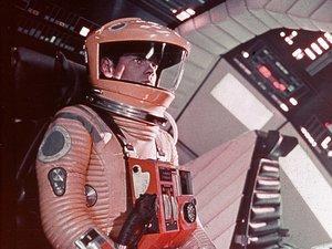 zdjęcie z filmu 2001: Odyseja kosmiczna