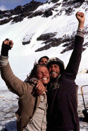 zdjęcie z filmu Alive - Dramat w Andach