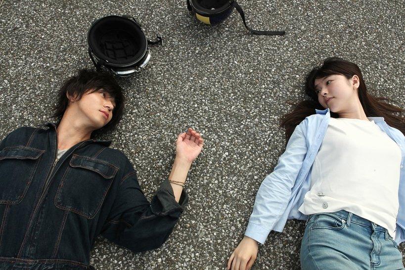 zdjęcie z filmu Asako. Dzień i noc