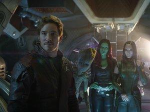 zdjęcie z filmu Avengers: Wojna bez granic