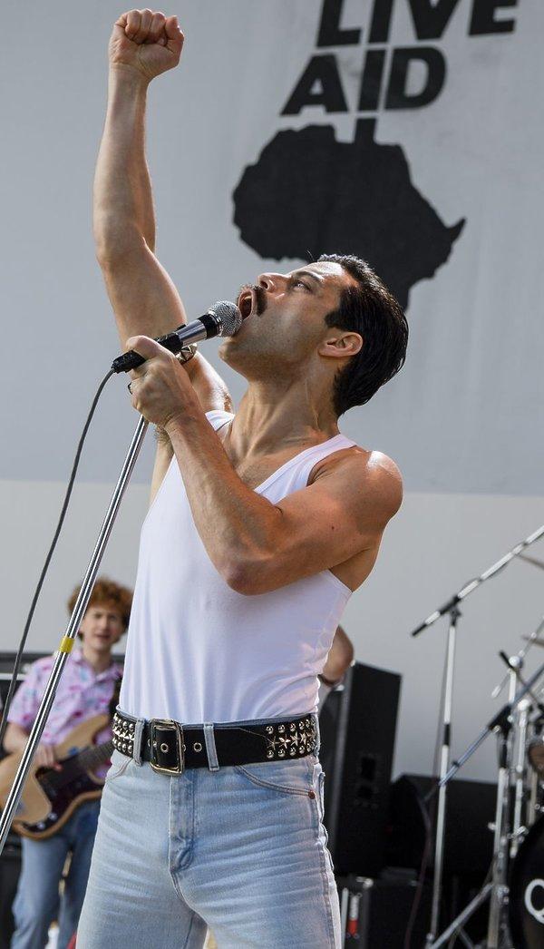 zdjęcie z filmu Bohemian Rhapsody