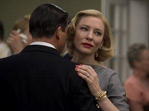 zdjęcie z filmu Carol. Cate Blanchett, Kyle Chandler. Gutek Film