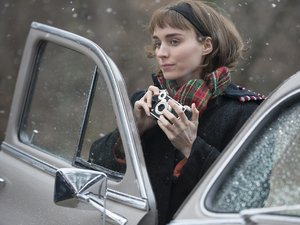 zdjęcie z filmu Carol. Rooney Mara. Gutek Film