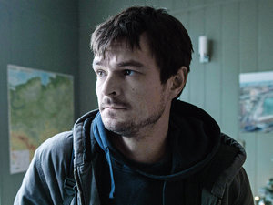 zdjęcie z filmu Cicha noc. Dawid Ogrodnik. Forum Film Poland