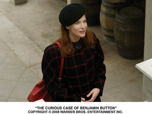 zdjęcie z filmu Ciekawy przypadek Benjamina Buttona. Cate Blanchett