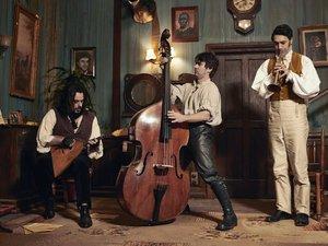 zdjęcie z filmu Co robimy w ukryciu