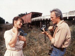 zdjęcie z filmu Co wydarzyło się w Madison County, Meryl Streep, Clint Eastwood