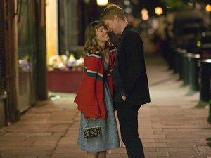 zdjęcie z filmu Czas na miłość, About Time. Rachel MacAdams, Domhnall Gleeson