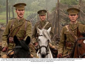 zdjęcie z filmu Czas wojny. Steven Spielberg