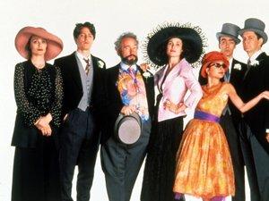 zdjęcie z filmu Cztery wesela i pogrzeb. Four Weddings and the Funeral